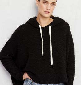 LNA Clothing Cape Hoodie Black