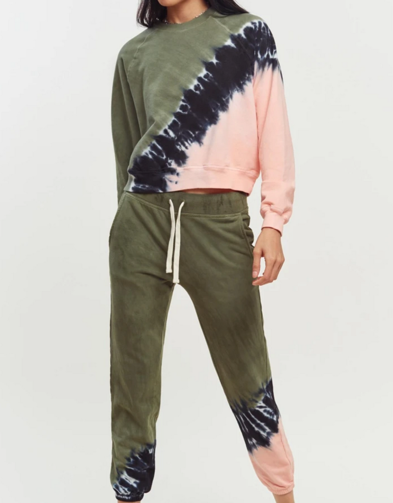 Electric and Rose Vendima Jogger Laurel