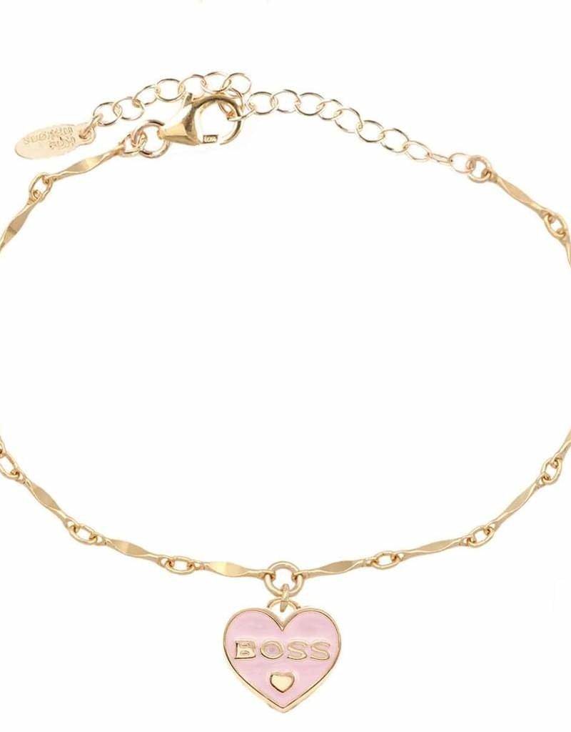 Kris Nations Boss Enamel Bracelet