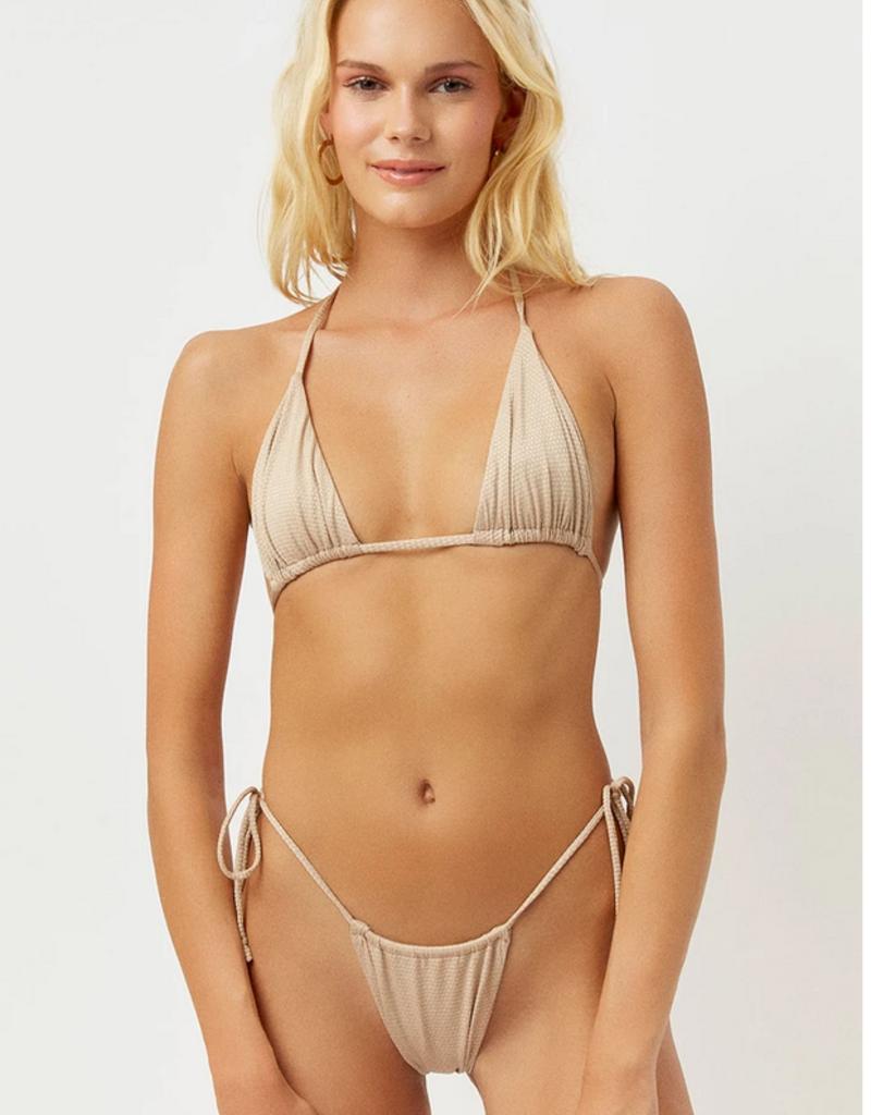 Frankies Bikinis Theo Bottom Sand