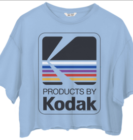 Junk Food Kodak Cropped Tee