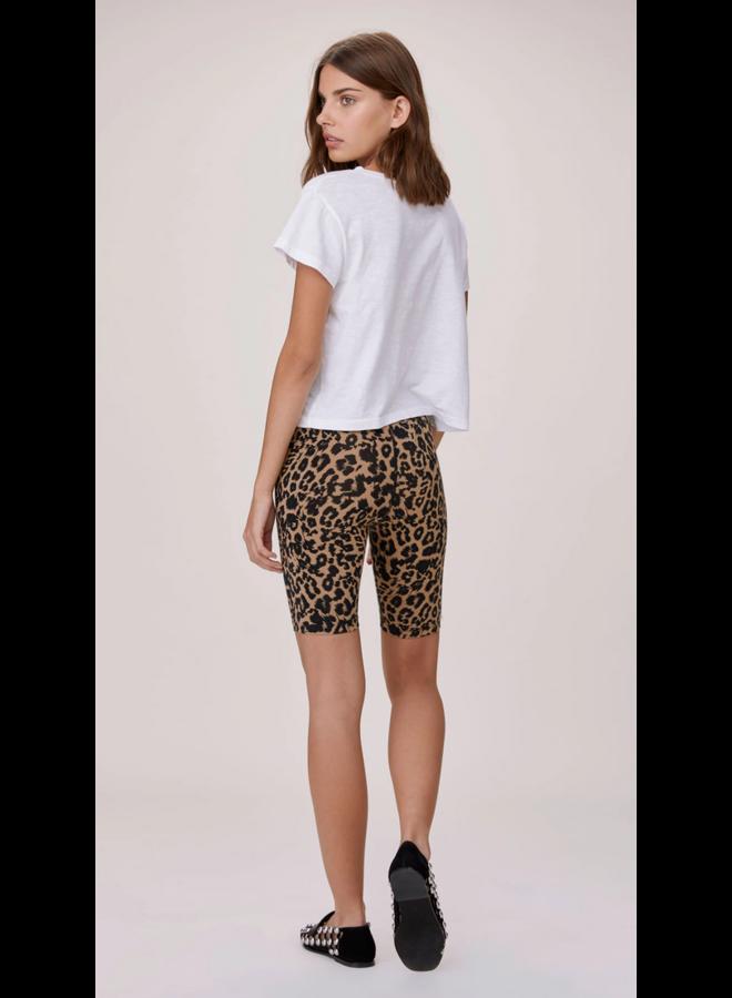 Leopard Bike Short