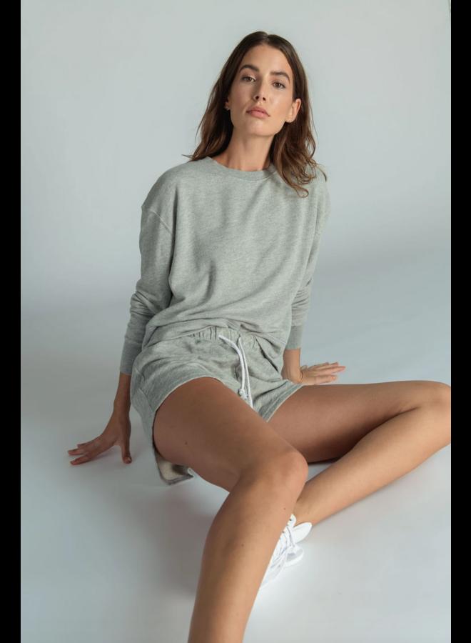 Tyler Sweatshirt Heather Grey