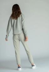 Perfect White Tee Tyler Sweatshirt Heather Grey