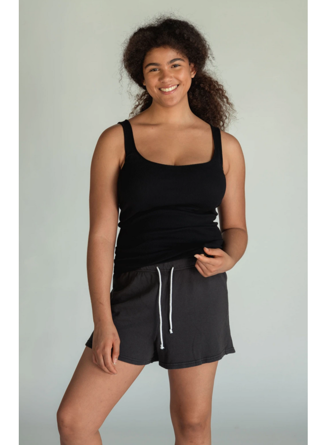 Sweat Shorts Vintage Black