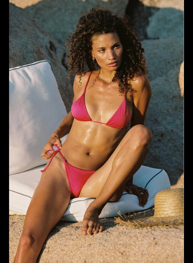 Tori Teeni Bikini Bottom Strawberry