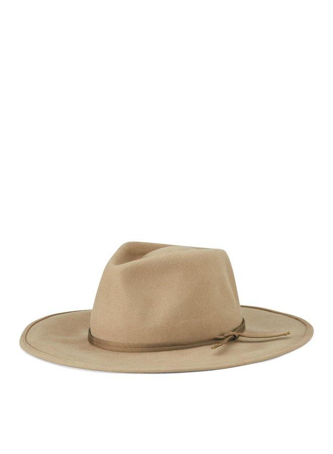 Johanna Packable Hat Tan
