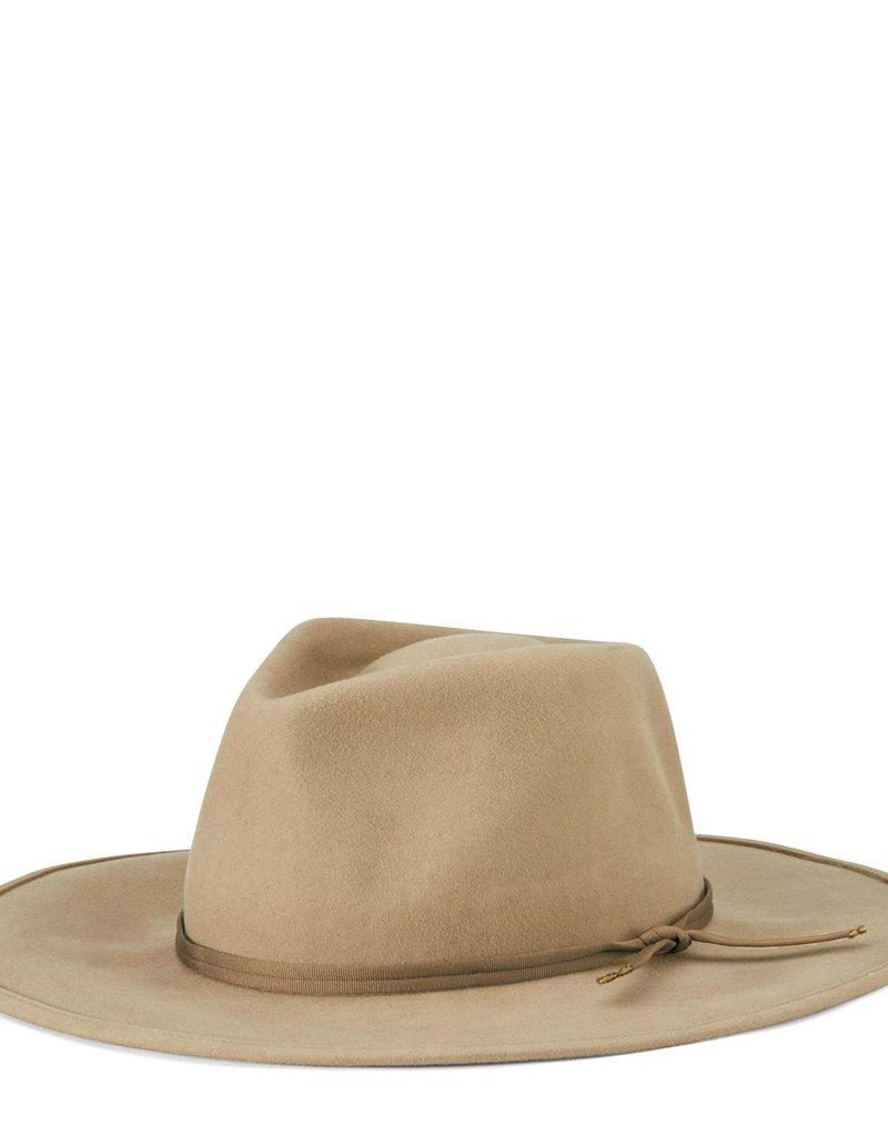 Brixton Johanna Packable Hat Tan
