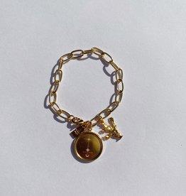 Intention Cactus Bracelet