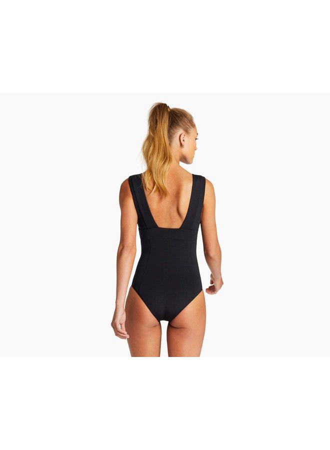 Aria Bodysuit Black