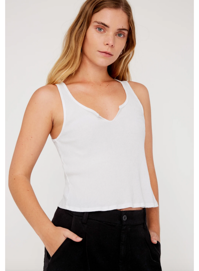 Roxy Tank Whitewash