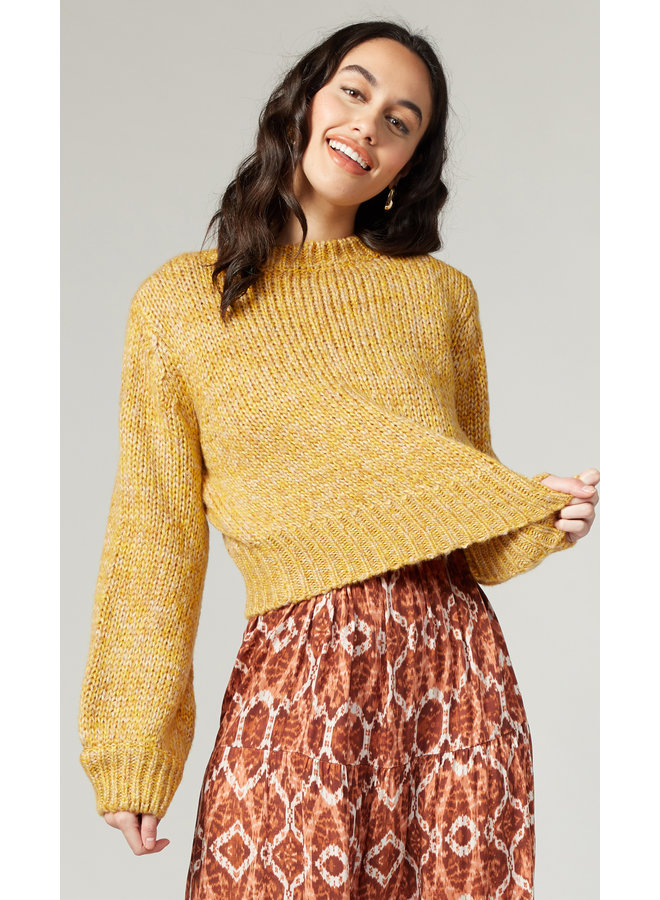 Ollie Speckled Sweater