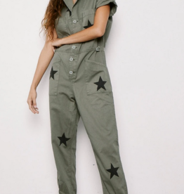Pistola Grover Jumpsuit Royal Honor