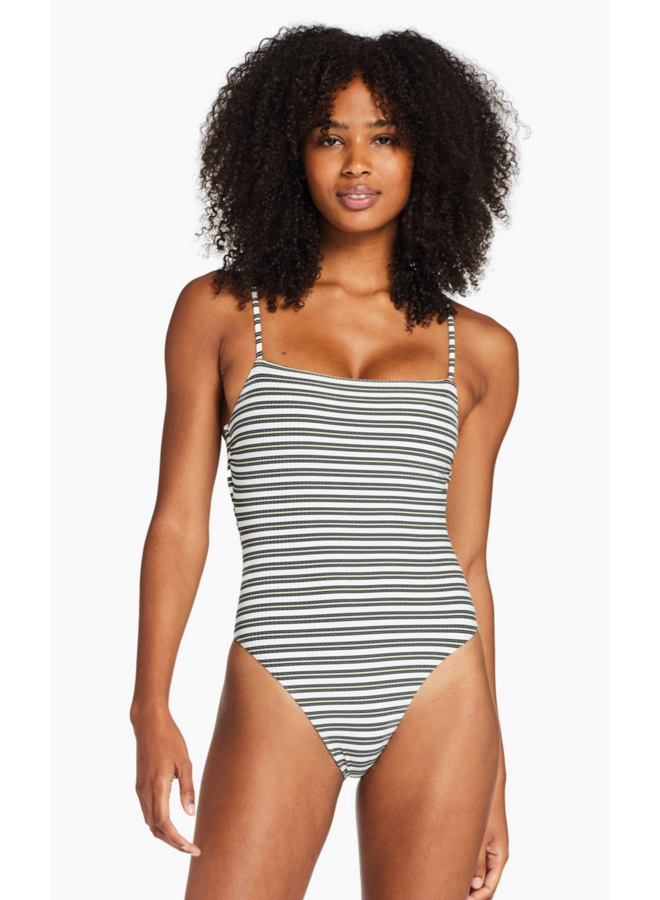 Jenna Bodysuit Sol Stripe