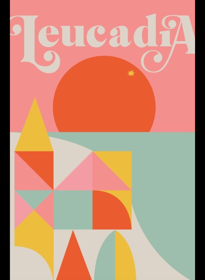 Leucadia Print