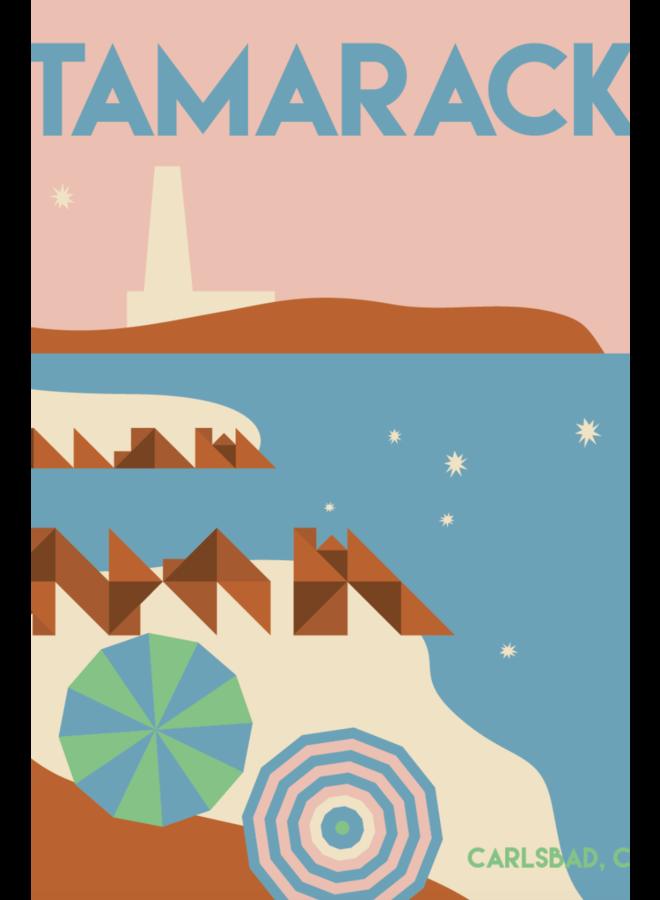 Tamarack Print