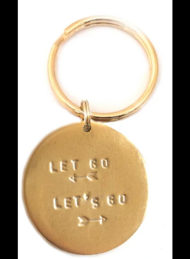 Key Ring Let Go