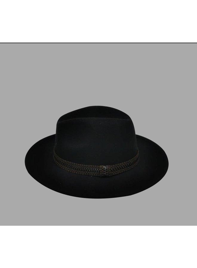 Monae Hat Black