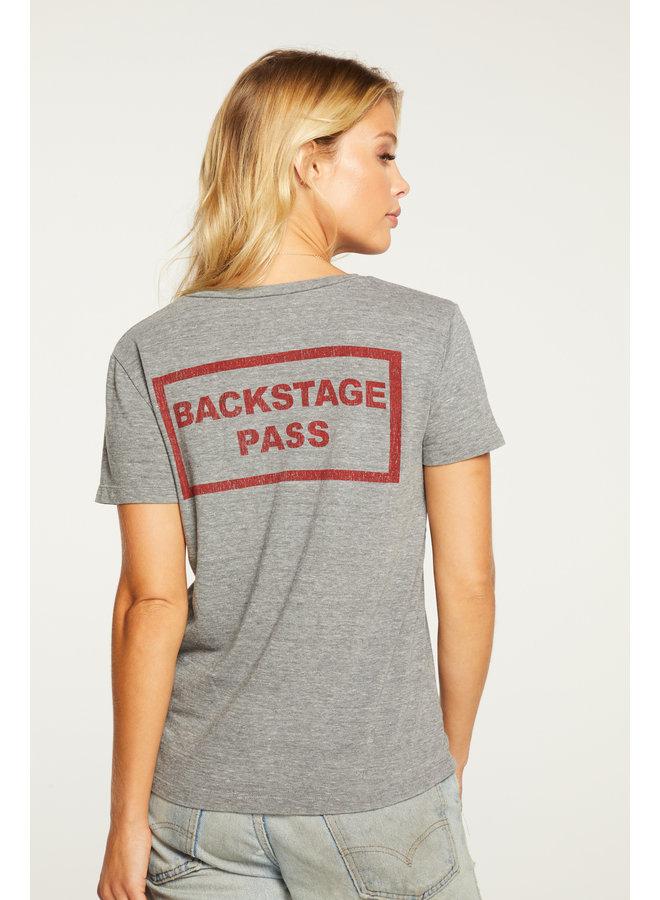 Everybody's Tee Backstage Pass