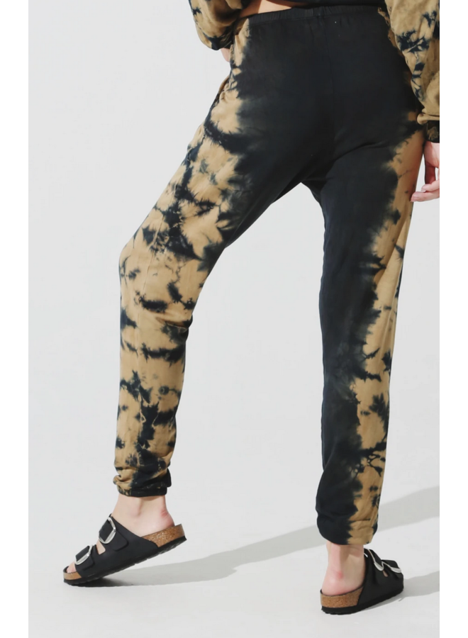 Rialto Sweatpant Onyz / Honey
