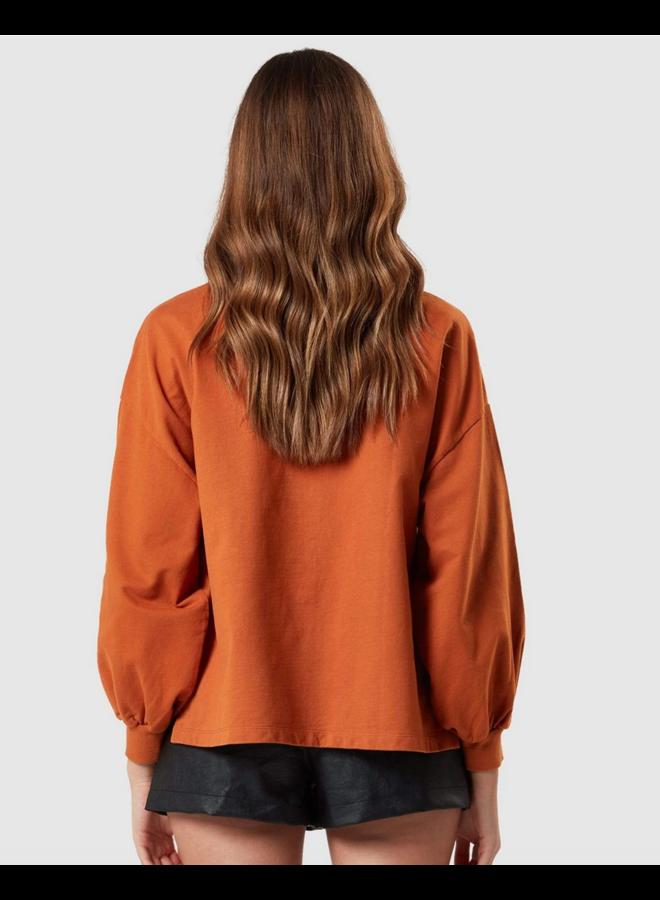 Bayside Sweatshirt Mocha