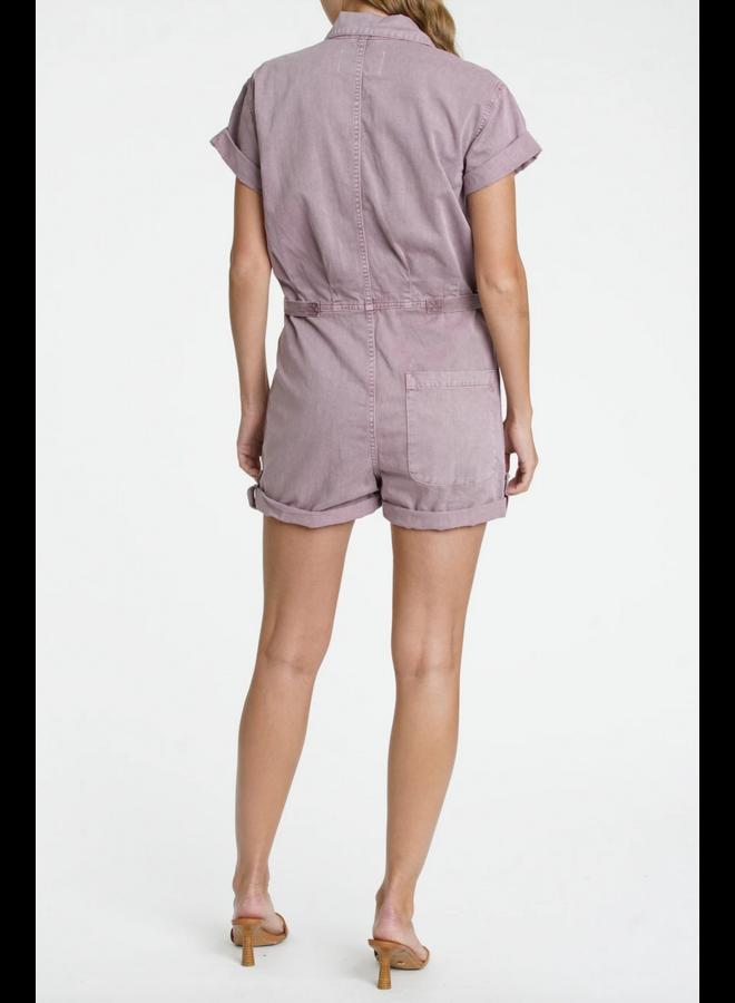 Parker Field Suit Short Lilac Dust