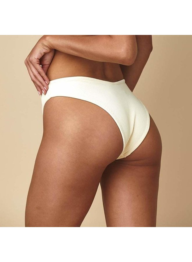 Rib Lulu bottom Cream