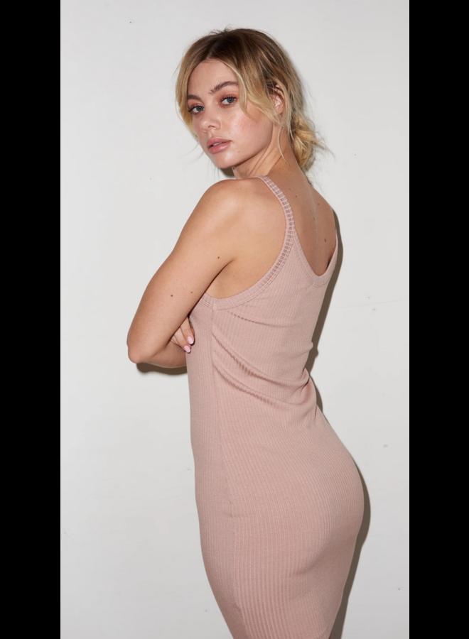 Chriselle Dress Nude