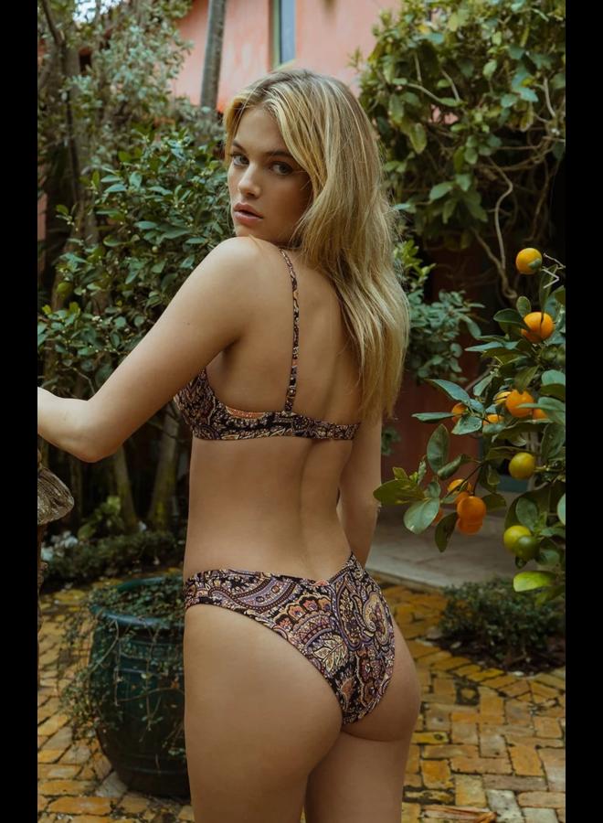 Lulu Bottom Meg Paisley