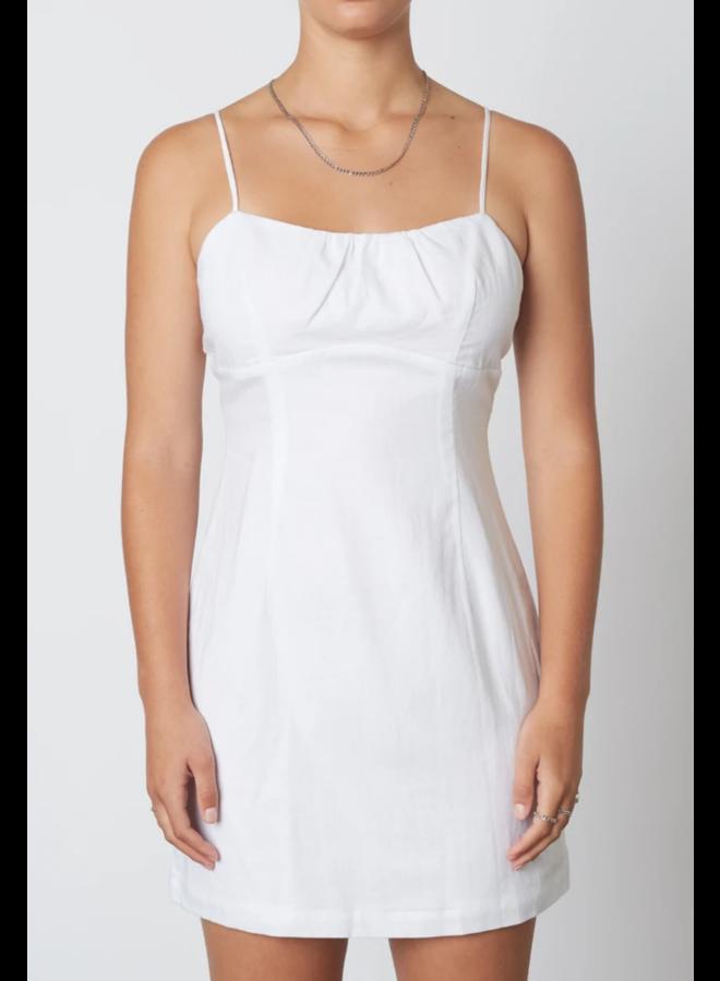 Tami Dress White