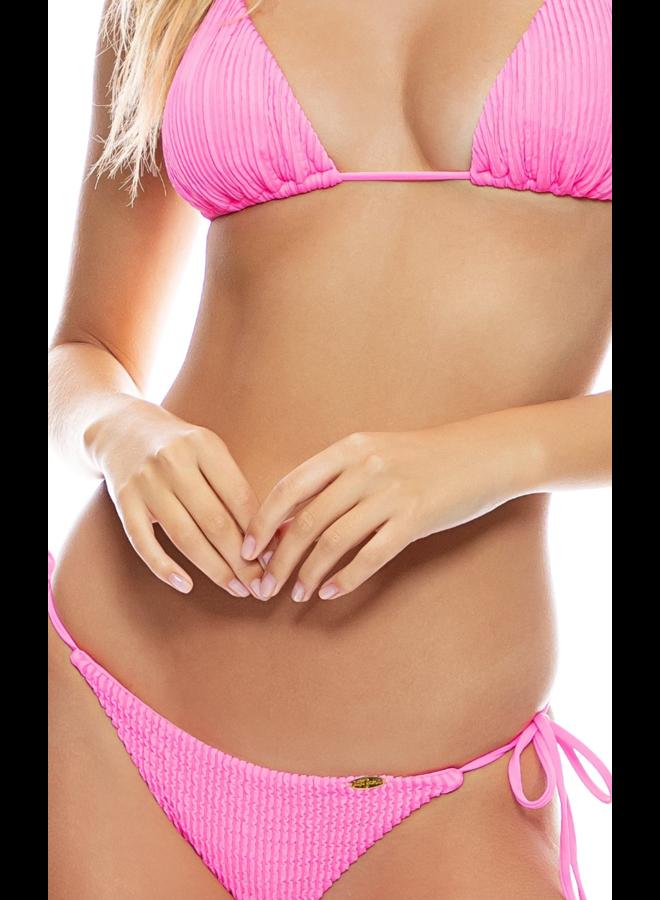 Brazilian Tie Side Miami Vice Pink