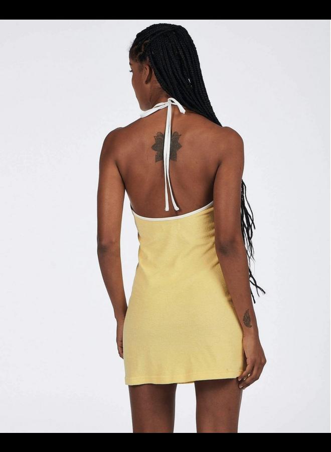 Marcy Dress Lemon