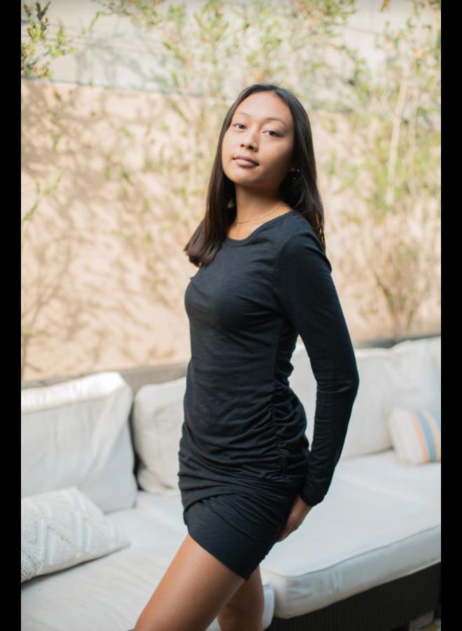 Riley Dress Black