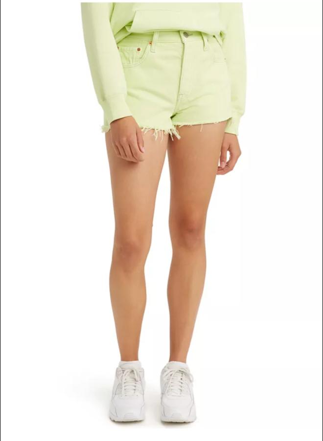 501 Original Lime Light Short