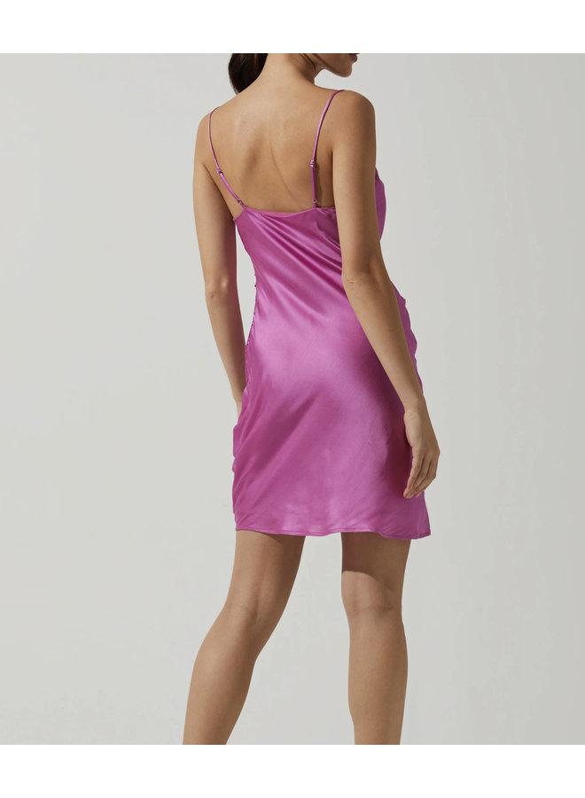 Plaza Dress Fuchsia