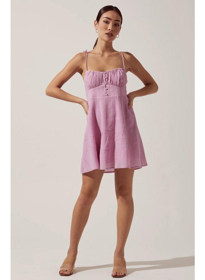 Mon Cheri Dress Lilac