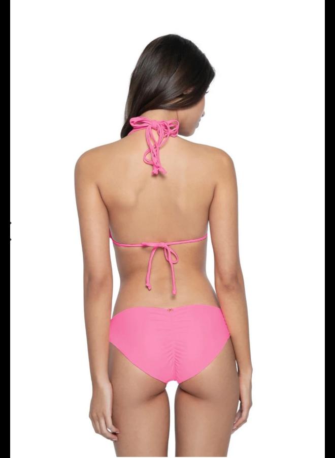 Isla Tri Top Pink Topaz