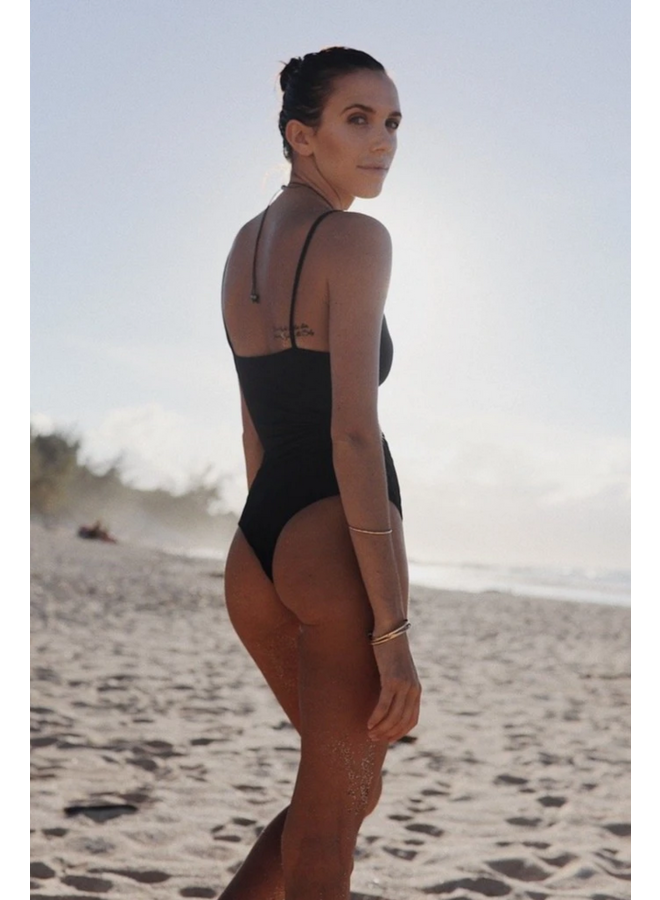 Everyday Bodysuit Black