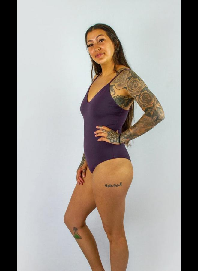 Everyday Bodysuit Purple Rain