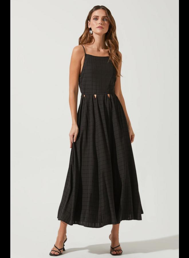 Panthea Dress Black