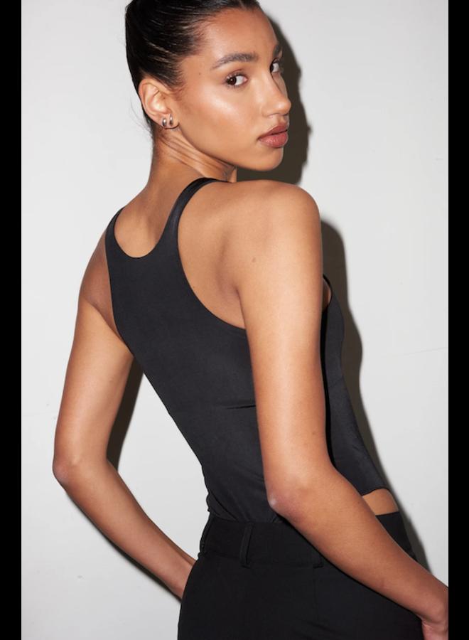 Shade Bodysuit Black