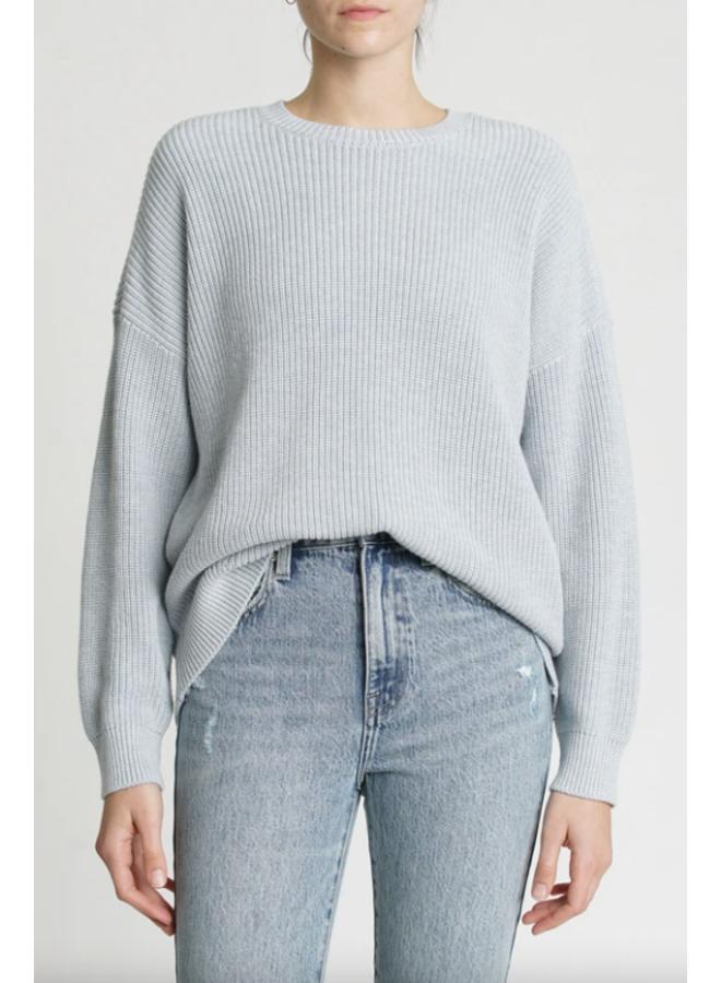 Eve Ash Blue Sweater