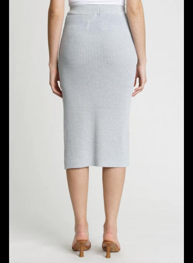 Margie Ash Blue Skirt