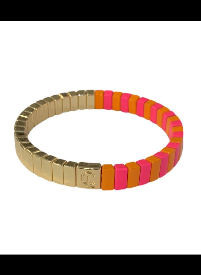 Tile Bracelet Duo