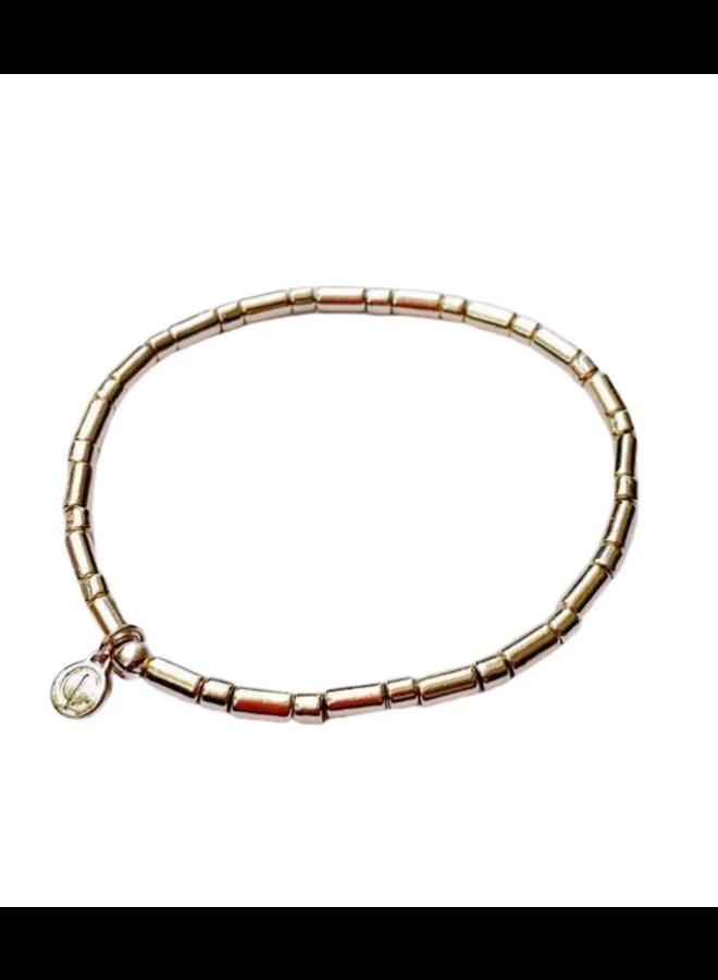 Seashore Tube Bracelet