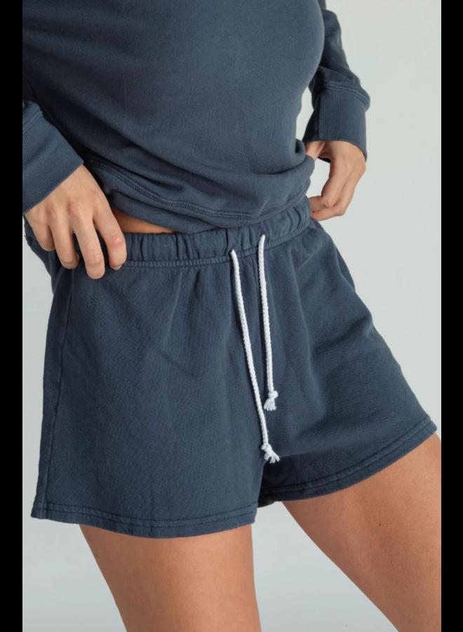 Layla Sweat Shorts Night