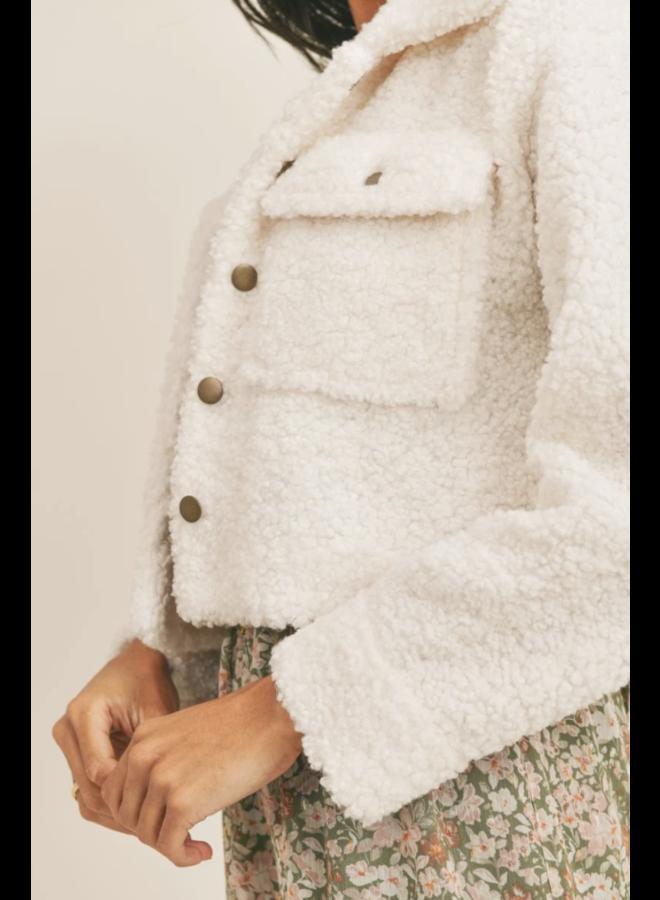 Aspen Jacket Ivory