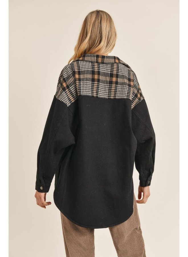 Perfect Imperfections Jacket Black
