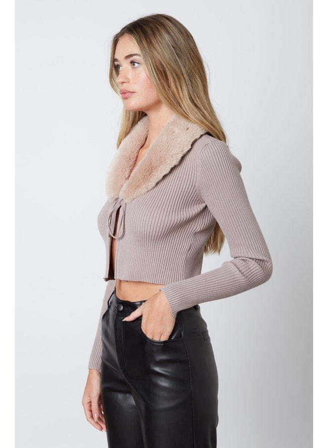 Quinn Sweater Sable
