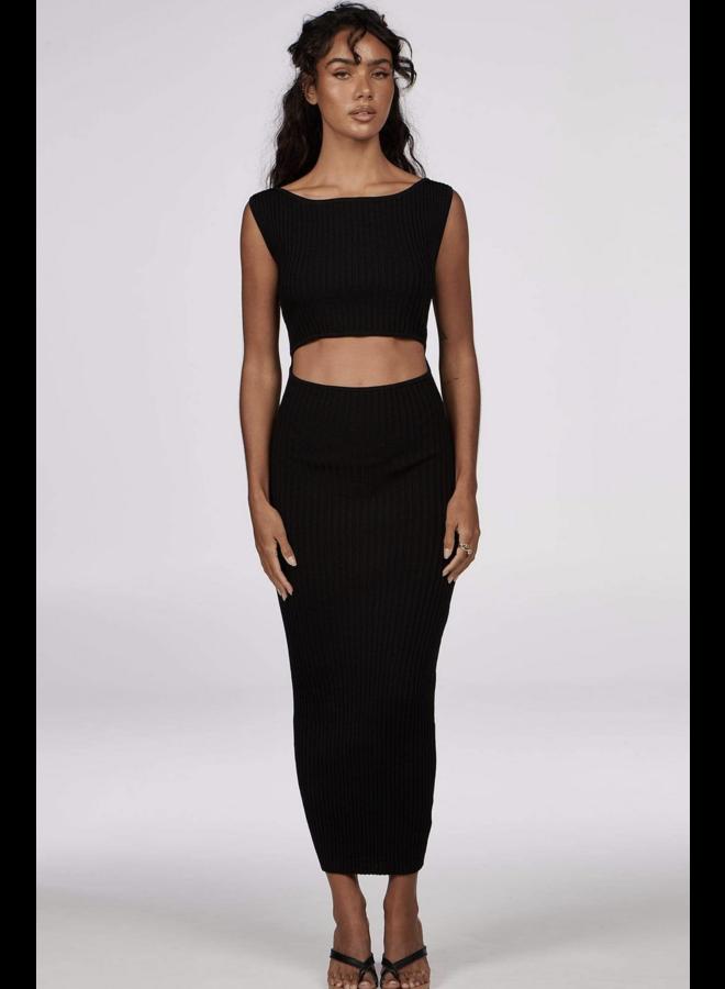 Farrah Dress Black